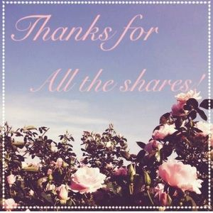 🎀😊Thank you for all of the shares and likes!😊🎀